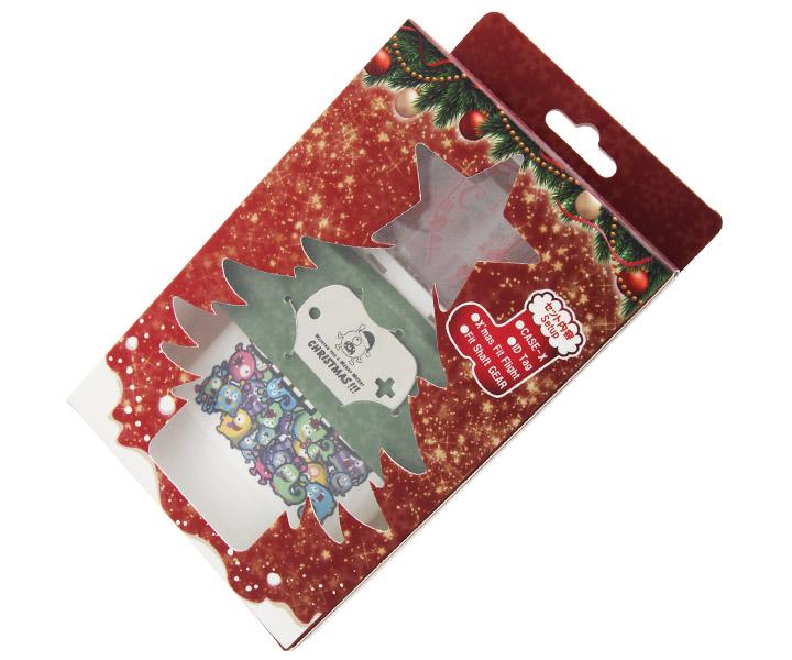ダーツケース【コスモダーツ】ケースX クリスマスセットの画像