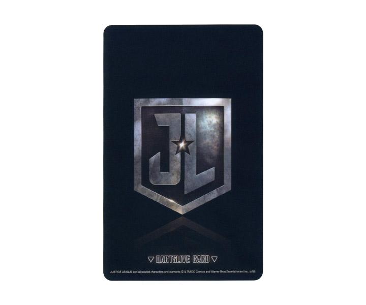 ゲームカード【ダーツライブ】NO.1796 ジャスティス・リーグ JLの画像