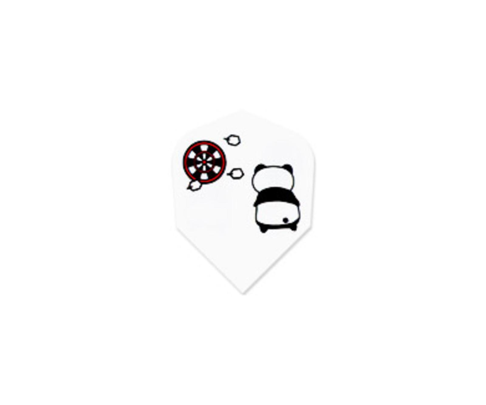 ダーツフライト【エスフォー】Cライン(ダーツパンダ)