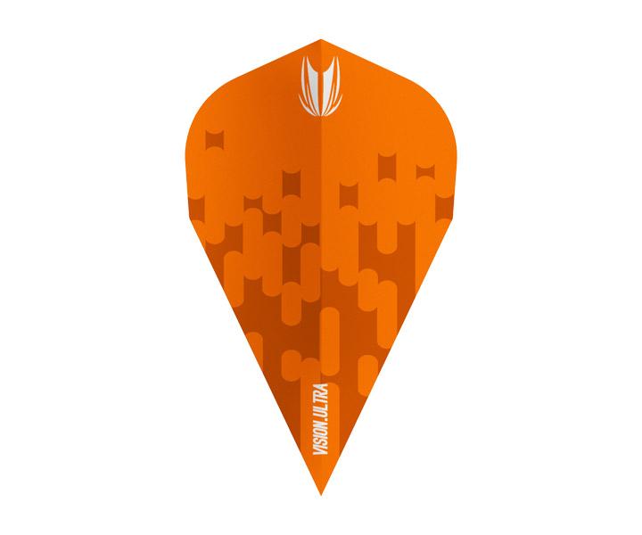 フライト【ターゲット】ヴィジョン ウルトラ アーケード ヴェイパー オレンジ 333780の画像