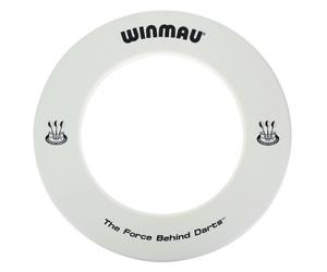 ダーツサラウンド【ウィンモー】ダーツボードサラウンド ホワイト