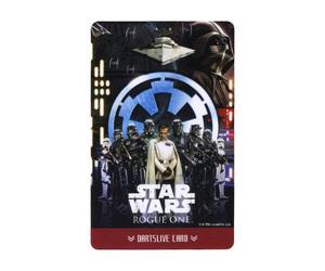 ダーツゲームカード【ダーツライブ】NO.1642 スターウォーズ 銀河帝国軍