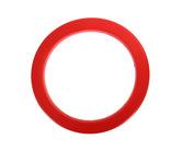 ダーツサラウンド【ウィンモー】ダーツボードサラウンド プロ 50 プレーン レッド