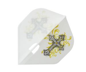 ダーツフライト【フライトエル】星野光正モデル HOSHINO ver.5 スタンダード ホワイト