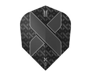 ダーツフライト【ターゲット】ヴィジョン ウルトラ TEN-X シェイプ ブラック 333520