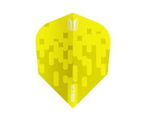 フライト【ターゲット】ヴィジョン ウルトラ アーケード TEN-X イエロー 333910