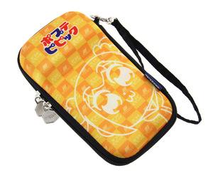 ダーツケース【ティガ】スマートダーツケース ポプテピピック オレンジ