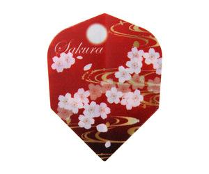 フライト【ディークラフト】桜 アカ