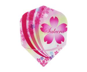 フライト【ディークラフト】桜 ピンク