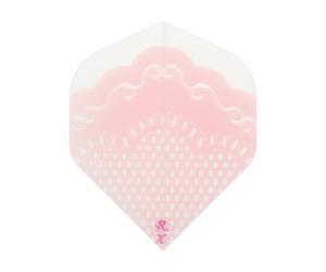ダーツフライト【アールエックス】姫レースフライト(ピンク)