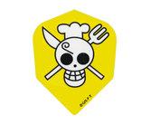 ダーツフライト【ファーイースト】ワンピース 海賊旗サンジ/Y×SB