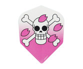 ダーツフライト【ファーイースト】ワンピース 海賊旗チョッパー/ピンク