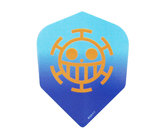 ダーツフライト【ファーイースト】ワンピース 海賊旗ロー