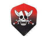 ダーツフライト【ファーイースト】ワンピース 海賊旗シャンクス