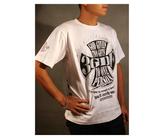ダーツアパレル【3GGC】MT-07(Cross Fire-2 ホワイト) Tシャツ