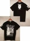 ダーツアパレル【3GGC】MT-20(Hit it up! ブラック) Tシャツ