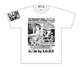 ダーツアパレル【3GGC】 (MONOTONE PICTURE ホワイト) シャツ