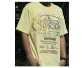 ダーツアパレル【3GGC】COLORS(Best Shot) ライトイエロー Tシャツ