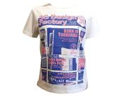 ダーツアパレル【3GGC】COLORS(Yokohama st.) ホワイト Tシャツ