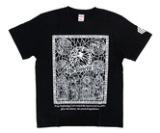 アパレル【マスターストローク】Tシャツ 松本康寿 グリコ ver.1 ブラック