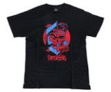 アパレル【シェード】SARUKING Tシャツ 鈴木猛大モデル ブラック