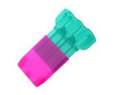 ダーツケース【カメオ】ドロップスリーブカクテル グリーン×ピンク