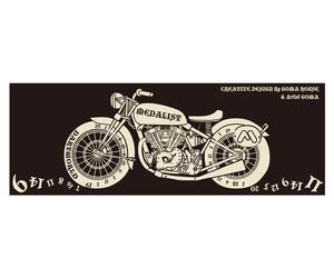 ダーツマット【メダリストインターナショナル】オリジナルダーツマット ブラック