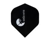 ダーツフライト【ユニコーン】マエストロ 100 ユニコーンロゴ ビッグウィング ブラック No.68112