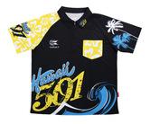アパレル【ターゲット】クールプレイシャツ ウェイン・マーデルモデル Hawaii501