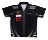 ダーツアパレル【コスモダーツ】レプリカダーツシャツ CODE METALタイプ