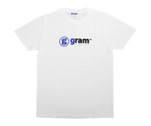 アパレル【グラム】gram logo-Tシャツ 150