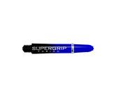 スーパーグリップ フュージョン ブラック/ブルー