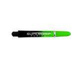 スーパーグリップ フュージョン ブラック/グリーン