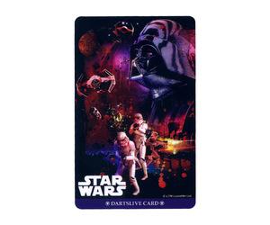 ダーツゲームカード【ダーツライブ】NO.1686 スターウォーズ エピソード4 銀河帝国