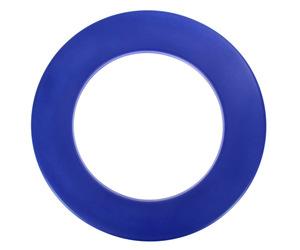 ダーツサラウンド【ウィンモー】ダーツボードサラウンド プレーン ブルー