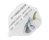 ダーツフライト【フィット×ディークラフト】般若心経