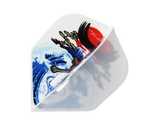 ダーツフライト【フライトエル】村松治樹モデル HAL ver.4 シェイプ MIX