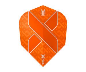 ダーツフライト【ターゲット】ヴィジョン ウルトラ TEN-X シェイプ オレンジ 333490