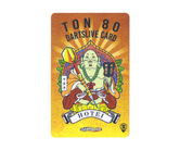 ダーツゲームカード【ダーツライブ】NO.1762 TON80