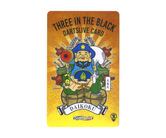 ダーツゲームカード【ダーツライブ】NO.1765 THREE IN THE BLACK