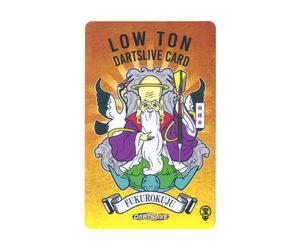 ダーツゲームカード【ダーツライブ】NO.1767 LOW TON