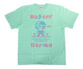 アパレル【マスターストローク】Tシャツ 鈴木未来 ミクル ver.2 メロン