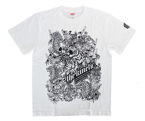 アパレル【マスターストローク】Tシャツ 松本康寿 グリコ ver.2 ホワイト XXL