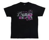 アパレル【シェード】Bunny PRANKS Tシャツ 佐々木沙綾香モデル ブラック&ピンク