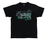 アパレル【シェード】Bunny PRANKS Tシャツ 佐々木沙綾香モデル ブラック&グリーン