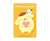 ゲームカード【ダーツライブ】ポムポムプリン
