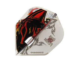 ダーツフライト【エルフライト】PRO 鈴木未来モデル ver.3 シェイプ MIX