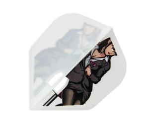 ダーツフライト【エルフライト×ディークラフト】PRO ハニートラップ レイコ