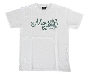 アパレル【シェード】Magical Tシャツ 吉羽咲代子モデル オフホワイト XXL