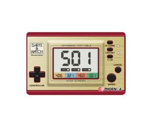 ゲームカード【フェニックス】フェニカ 2019_02 DARTS GAME WATCH
